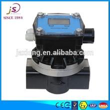 flow meter fuel / oval gear meter / digital oil flow meter