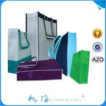 High quality non woven tote bag making machine price