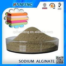 Sodium Alginate As Pigment Printing Thickener