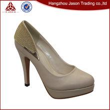 Nouveau type top vente femmes classy haute chaussures à talons