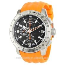 Wholesale item brand watches mens silicone,wrist watch,sport watch