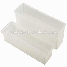 Hot Selling Fashionalble 100% Food Grade Large Sushi Box Sushi Container