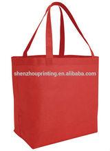 2015 new hot sale cheap pp non woven bag for shopping/fashion non woven wine bag