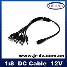 1 to 8 coaxial cable extension