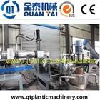 Plastic pellet machinery for PE/PP film
