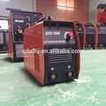 Igbt caliente de la venta dc inverter mma small portable eléctrica máquina de soldadura por arco arc-200