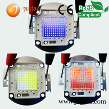 Epistar or Bridgelux white blue red green uv ir 10w high power uv led chip 365nm with great price