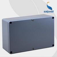Saip/Saipwell 180*140*55mm IP67 Aluminum waterproof electrical box