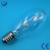 ed shape metal halide hid xenon lamp
