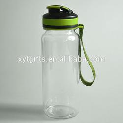 750ml Tritan Orange Novelty Drink Bottles Manufacturer With Straw 25oz BPA FREE Any Color