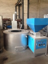 High efficiency Biomass pellet aluminum melting and holding furnace ,replace diesel ,gas and electricity
