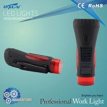 High quality 3LED solar dynamo flashlight Hand crank solar torch Factory Direct