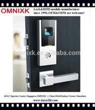 RFID card fingerprint password door digital lock D-7020 for office