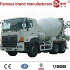 6 cube meter concrete mixer truck,6 cubic meters concrete mixer truck,6 m3 concrete mixer trucks
