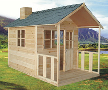 Low Cost Prefabricated Modular Kids Playhouse