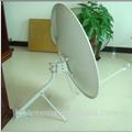 Banda ku 60 cm satélite tv antena en todo el mundo uso