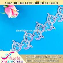 T0295-3-D(0.5)cheap lace tulle short wedding dresses white