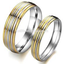 fashion jewelry wholesale cheap 316L gold turkish man ring,free laser logo