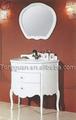 Diseño europeo gabinete de baño, muebles de baño, cuarto de baño cuenca del contador