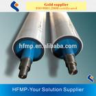 CR01 custom printing EPDM rubber rollers, polyurethane/PU rubber rolls