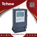 Medidor de energía trifásico medidor KWH watt - hora y medidor inteligente