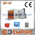 Fornitore porcellana di alta qualità ep-10 furgone e vernice auto auto stand/auto cabina di verniciatura/verniciatura a spruzzo cabina