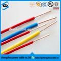 Tutti i tipi cavo di filo di rame tipo, impermeabile custodia pvc buileding cavo, cavo filo elettrico filo litz