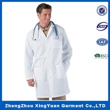 medical Lab coat / doctors uniform,white lab coat,hospital uniform