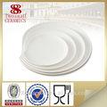 Moderno restaurante placas, Restaurante pratos de porcelana
