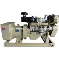 100KW marine Commings series diesel generator set