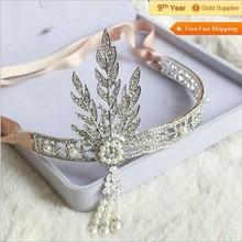 Popular Artistic Fastness Bridal Hair Accessory