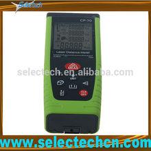 digital electronic distance meter 70m china tool wholesaledistance meter laser hunting binoculars golf equipment SE-CP-70