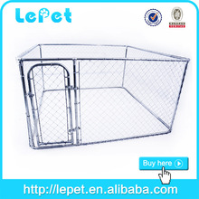 large outdoor metal dog cage second hand