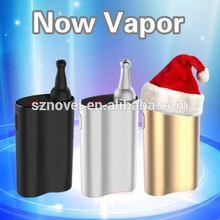 1600mah 3 temperature Adjustable vaporizer Stealth Pipe Pen Now vapor di pipe
