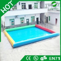 High inflatable swimming pool,inflatable pool float,intex inflatable pool slide