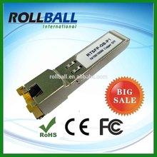 Hot selling 10/100/1000M Copper cisco fiber module sfp