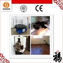 2015 hot sale carton steel cnc control hydraulic press brake
