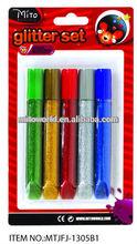 DIY Craft & Art Confetti Glitter Glue