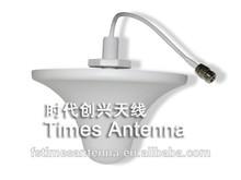 uhf vhf 350mhz/800mhz 3dbi omni directional ceiling mount antenna,roof mount antenna