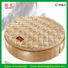 China supplier best quality spring round mattress price