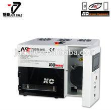 KO-05 Vacuum OCA lamination machine no need compressor pump bubble remove machine cellphone broken lcd repair equipment