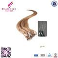 Big desconto cola italiano duplo desenhado remy atacado extensões de cabelo humano fácil loop micro anel