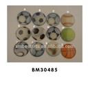 round shape ball, basketball,football, baseball,promotional gift, souvenir, clear epoxy fridge magnet