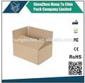 guangdong china fábrica de papelão de papel forte e de segurança personalizado caixa ondulada da caixa especificações