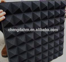 rubber damping acoustical foam