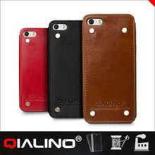 QIALINO Wholesale Price Rainbow Case For Iphone 5