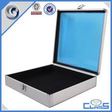 MLD-TC131 professional personalized aluminum metal suitcase