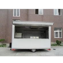 Hot Sale New Arrival OEM China Mobile Street Food Vending Cart