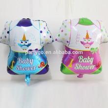Hot air baloon baby boy balloon foil 4 kinds ballons for baby birthday party decoration baloes de festa mylar bola