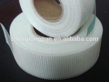 Wall covering thermal insulation fiberglass mesh self adhesive tape